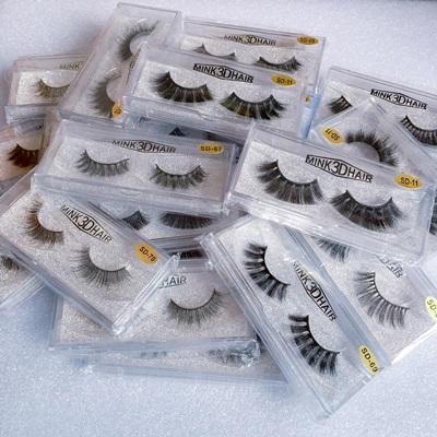SD Lashes Mix au hasard