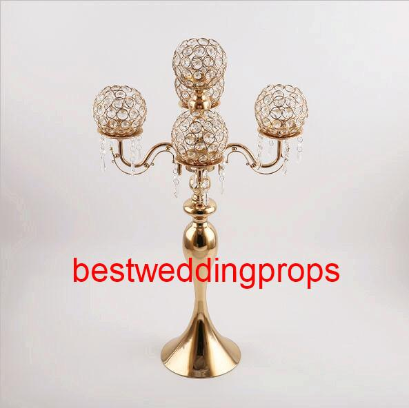 New style headstand clear trumpet glass vase wedding table centerpiece flower holder centerpiece reversible glass vase best666