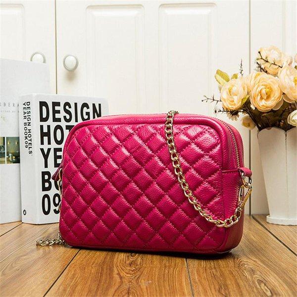 rose saco vermelho