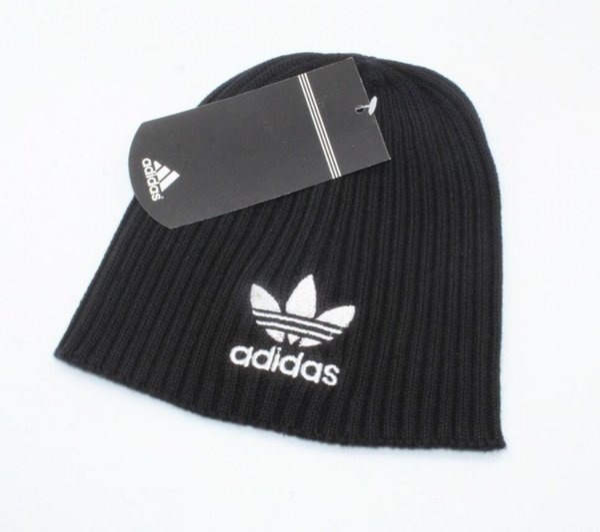 Wholesale Knitted Hat Designer Champion Winter Warm Thick Beanie Fedora gorro Bonnet Skull Hats for Men women Crochet Skiing 6622