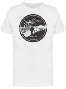 T-shirt tonda da escursionismo da uomo 039 s Immagine di Shirt