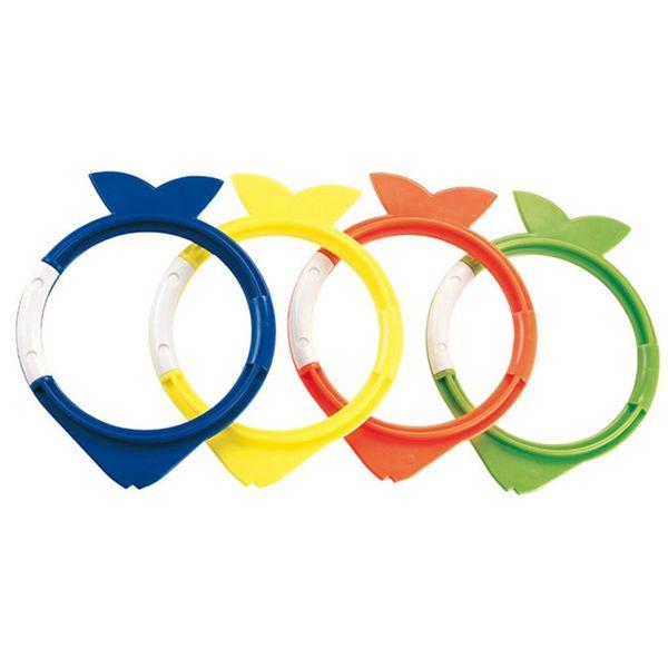 Yüzme Havuzu Oyuncaklar Su Oynamak Dalış Halka Plaj Kapmak Sopa Açık Spor Renkler Mix Dört Takım Elbise Tatil Yaz 15 9jmf1