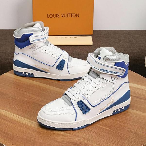 super cute clearance sale buying cheap Louis Vuitton Designer LV High Quality Mens Shoes Fashion Boots ...