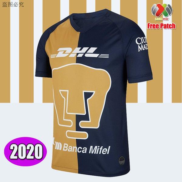 UNAM blu terzo oro