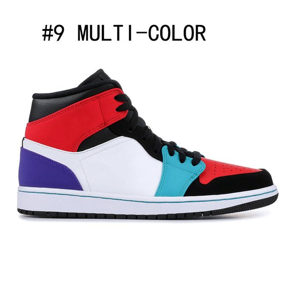 9 MULTI-COLOR