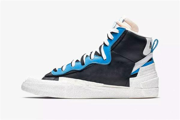 2019 New Sacai Blazer Con The Dunk BV0072-700 001 LDV waffle Daybreak BV0073-400 300 scarpe Sneakers sportive con scatola originale all'ingrosso