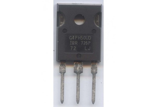 G4PH50UD IRG4PH50UDPBF UltraFast CoPack IGBT INSULATED GATE BIPOLAR TRANSISTOR with Ultrafast soft Recovery Diode