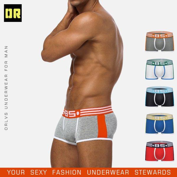 Biancheria intima da uomo BS Boxer da uomo Boxer da uomo Penis sexy Pene sexy Mutande da uomo Cueca Pantaloni da uomo Boxer comodi Boxer gay