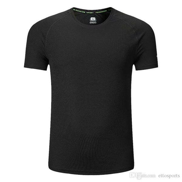 Hommes Polos de tennis manches courtes vêtements secs rapide Sport Kit Badminton shirt pour extérieur de football Courir t-shirt Sportswea-31
