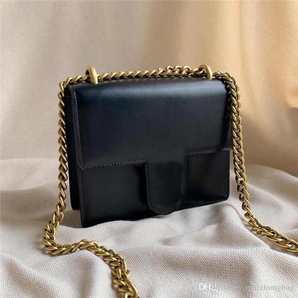 women designer handbags chain bags genuine leather crossbody messenger shoulder bags tote clutch bag 2019 FASHION purses wallet