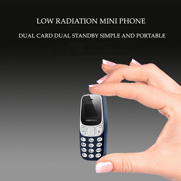 Original l8star bm10 sem fio bluetooth discador mini telefone bm10 com fone de ouvido de mão-free fone de ouvido vs bm70 bm50 barato celular