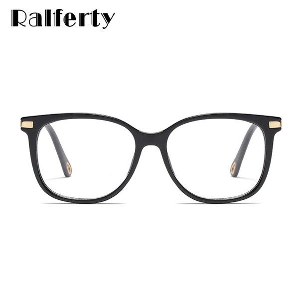 Wholesale- Frame Oversized Square Eyeglasses Frames For Optic Myopia Prescription Lens Customized F95156