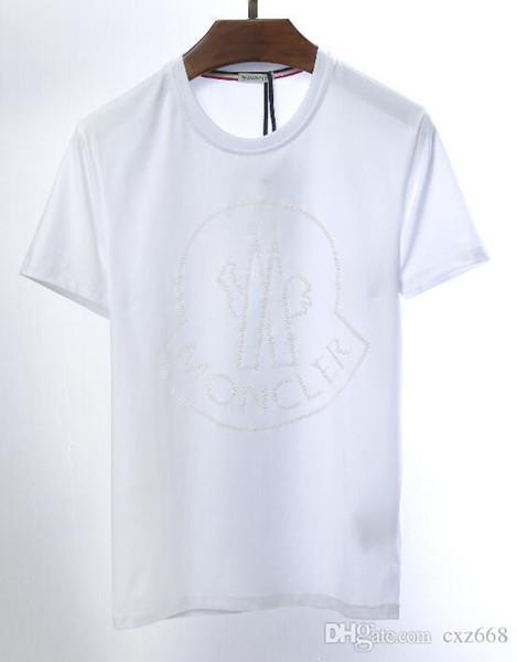 Crime camisa de grife quente verão com mangas curtas camisa pescoço T-shirt botão respirável crime para juntar um T-shirtTT135