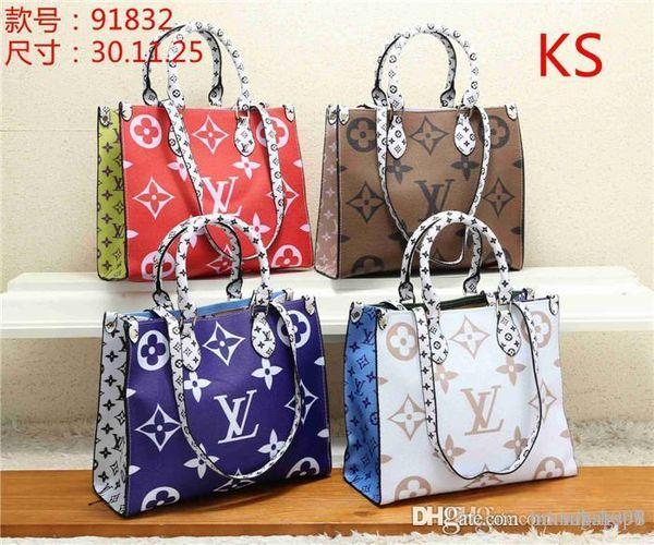 Новые стили сумки Известный дизайнер Фирменное наименование Мода кожаные сумки Tote женщин сумки плеча леди кожаные сумки сумки кошелек F159