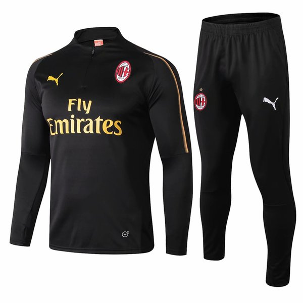 high quality new season AC milan jacket Higuaín sportwear 2018 2019 tracksuits soccer jersey Conti training suit Cutrone Outdoor sweatshirt