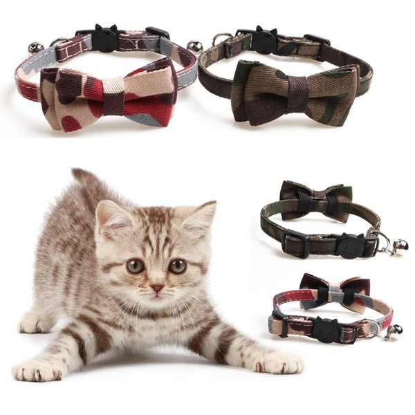 Fashion Dog Cat Pet Puppy Kitten Toy Bow Tie Necktie Collar Clothes Adorable
