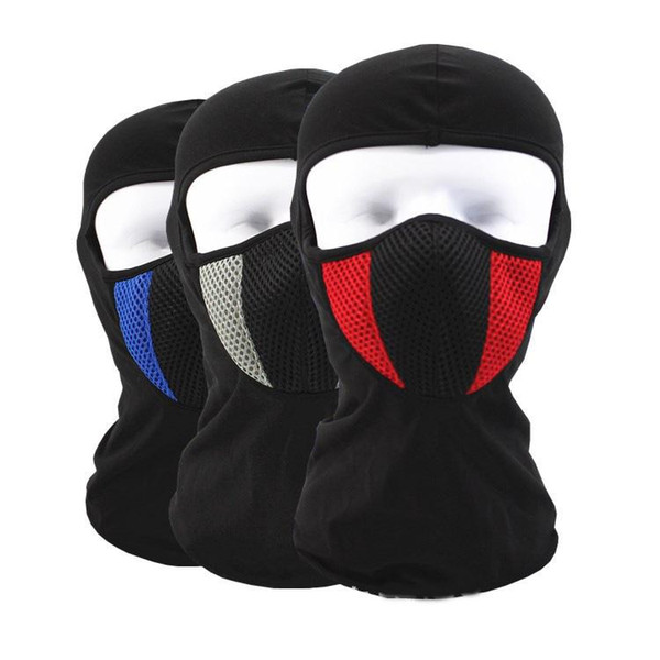 Cycling Face Masks Motorcycle Helmet Wicking Headgear Sports Bike Bicycle Riding Hat Head Scarf Cycling Full Face Mask