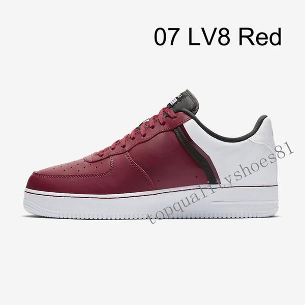 19 07 LV8 الأحمر