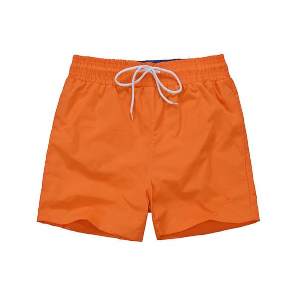 로고가있는 오렌지색