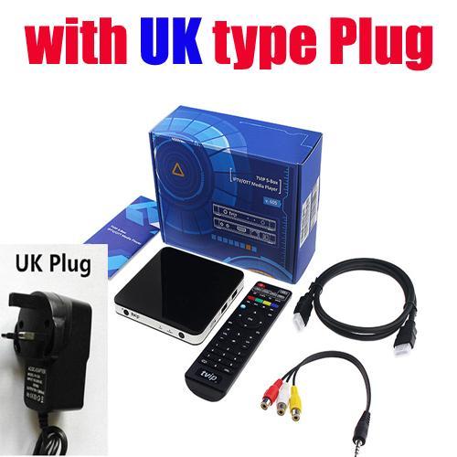 TVIP605 UK tipo di spina