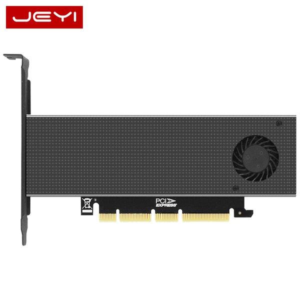 Agregar en tarjetas Jeyi SK8-NUEVO AÑADIR EN LA TARJETA M.2 para el adaptador NVME a PCIE3.0 GEN3 M.3 Turbo incorporado por 2230-22110 Tamaño