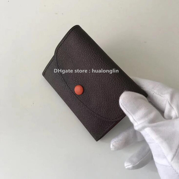 Verkauf Discount Qualität Frauen Tasche Handtasche Geldbörse aus echtem Leder Geldbörse Marke Designer Damier Blumen Buchstaben Checker Karo
