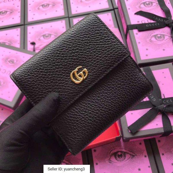 yuancheng3 456122 черный однокарточный пакет натуральная кожа Женщины Длинный кошелек Цепные кошельки Кошельки Клатчи Вечерние ключи Мини-сумки на ремне