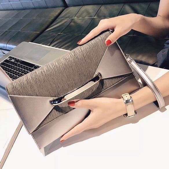 Embragues del día edición femenina de la dinastía han nuevo estilo individual personaje de moda bolso de mano solo bandolera bandolera