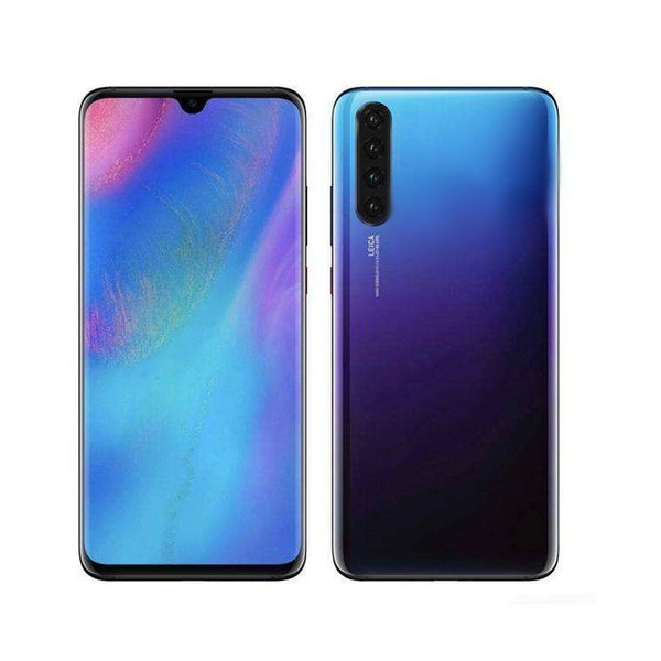 best selling Goophone P40 Pro 6.5inch Android 9.0 1+8GB Shows 128GB Show 4G Lte 2G 3G WCDMA Unlocked SmartPhone with original Sealed Box