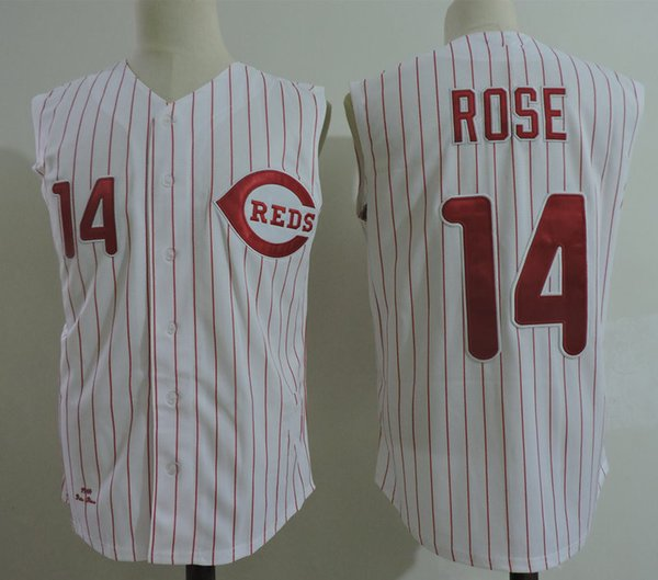 14 Pete Rose 14 Pete Rose Chaleco