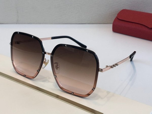Rose gold frame Multi lens