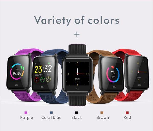 Q9 Smart Sportuhr Armband 1,3