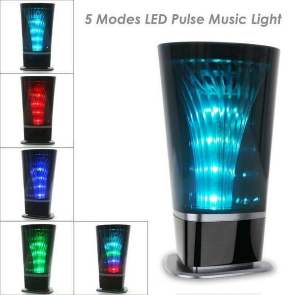 Light Cup Flashlights Bluetooth Speaker Mini Bluetooth Speaker Pulse Wireless