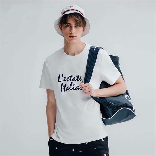Erkek Tasarımcı T Shirt Lüks T Shirt Nefes Kısa Kollu Rahat Tasarım Tee Moda Rahat Yeni Geldi En Tees M-2XL Yüksek Kalite