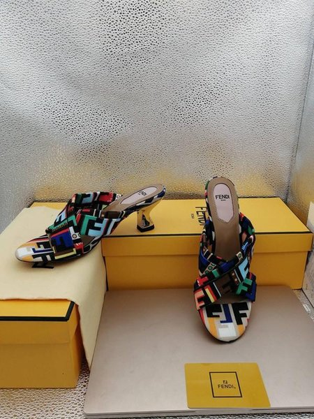 2857250 Outsole Color Matching Casual Handmade Walking Tennis Sandals Slippers Mules Slides Thongs