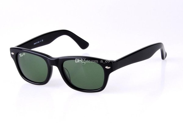 Soscar Brand Sunglasses for Men Women Fashion Square Designer Sunglasses Plank Frame Glass Lens Size 52mm 55mm Excellent Quality with Box