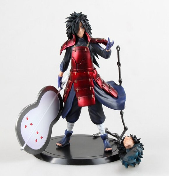 NARUTO Uchiha Madara Anime Figures Action Figure Christmas Gifts Toys Birthdays Gifts Doll New Arrvial Hot Sale PVC Free Shipping