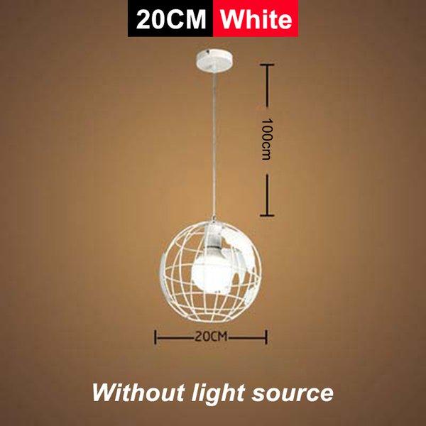 Beyaz / 20cm