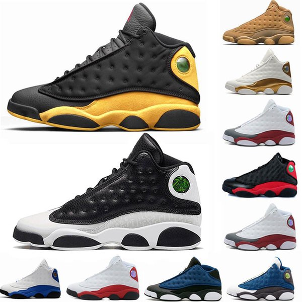 13 13s Love Respect Black Men Basketball Shoes Captain America he got game Brand XIII Trainers Altitude hyper royal Chutney Fashion Sneakers