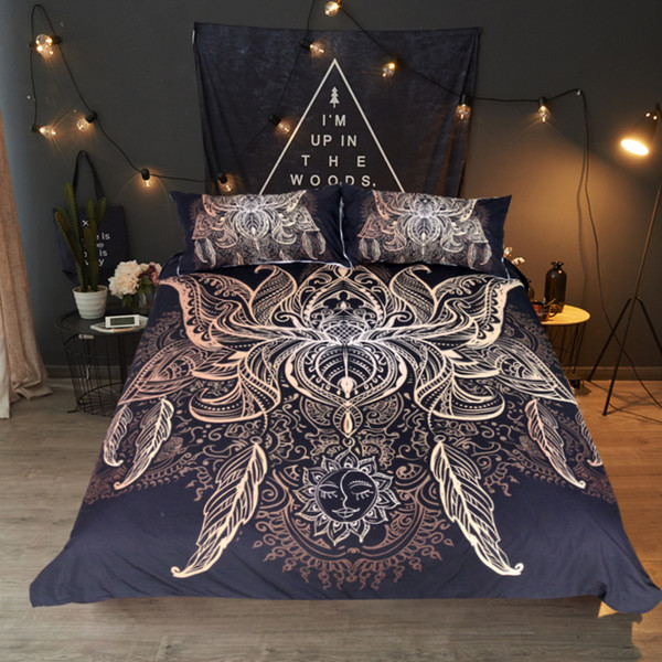 Funda Nordica King Size.New Jacquard Bedding And Bed Set 3d Linens Cotton Twin Full Queen King Size Funda Nordica Duvet Pillows Covers Sheets D Duvets Sets Cover Duvet From