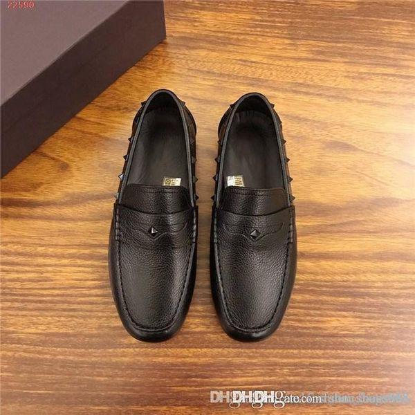 nouveau printemps chaussures hommes ensemble de chaussures de sport en cuir polaire chaussures respirantes, supérieure est en daim, semelle extérieure en caoutchouc, confortable non-slip