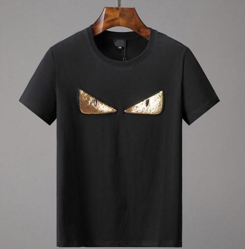 Novos Designers Lazer T Camisas Dos Homens Designers T Camisas de Marcas de Moda Mens de Manga Curta Camisetas M-3XL G05
