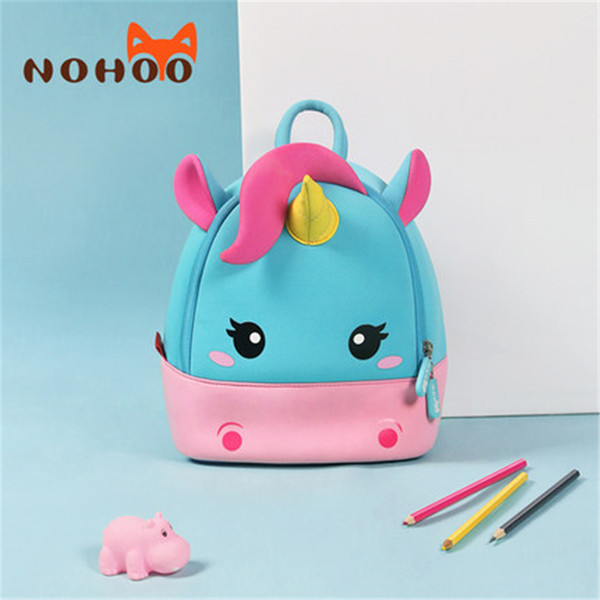 Schoolbag Kids Bag 2019 Children School Backpack Mochila Bebe Unicornio Baby Girls Kindergarten Kids School Bags School Bag J190427