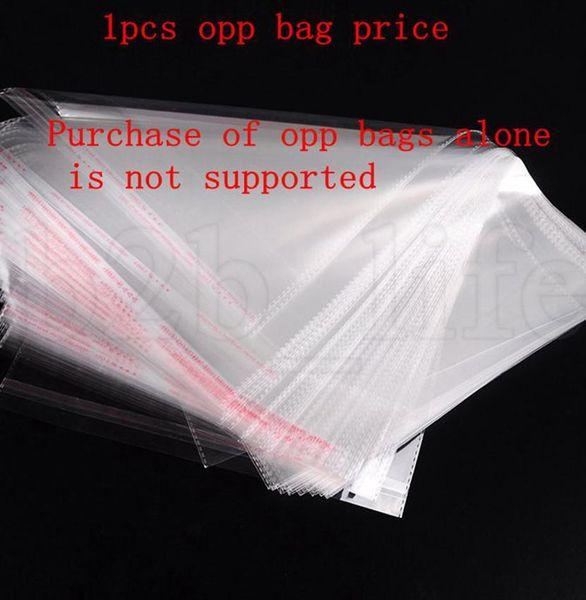 1pcs opp bag price
