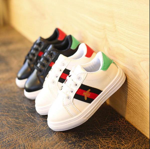 2019 primavera y otoño nuevos niños zapatos casuales zapatos de tabla mifeng calzado deportivo para niños pequeños blanco entrega gratis
