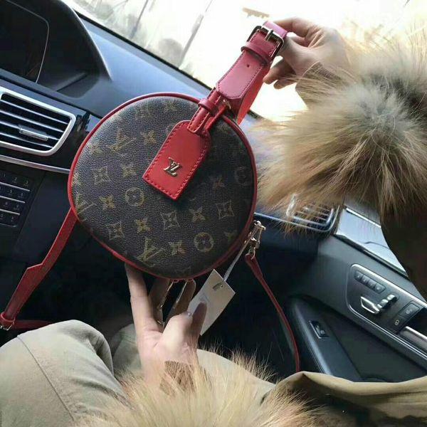 2019 Top Venda designer bolsa 19SS Famosa Marca perfume mulheres bolsa de ombro KANGNA bling Caixa Totes Satchel Bolsa messenger bag Maquiagem Sacos