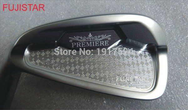 FUJISTAR GOLF Kawachi PREMIERE FORGED carbon steel golf iron heads for left hand #4-#P ( 7 pcs/set )