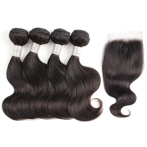 body wave with closure