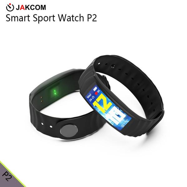 JAKCOM P2 Smart Watch Hot Sale in Smart Wristbands like free e books watch 50 pieces bicicleta