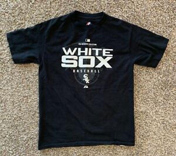 Custom CHICAGO WHITE CustomX LOGO Custom MEN 039 S T MISURA L